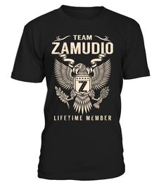 Team ZAMUDIO Lifetime Member