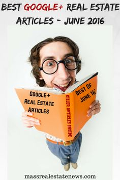 Best Google+ Real Estate Articles - June 2016