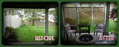 How to make patio pr