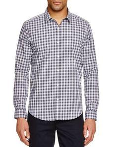 da5a2e3d7cf39 THEORY Zack Frisco Slim Fit Button Down Shirt.  theory  cloth  shirt Camisa