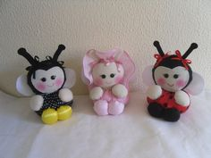 Sewing Crafts, Hello Kitty, Projects To Try, Dolls, Watermelon, Handmade Rag Dolls, Doll Crafts, Arts And Crafts, Sewing Dolls