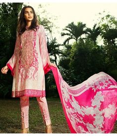 So Kamal Designer Lawn by Ayesha Farook Hashwani 2015 AHF-D-13-A