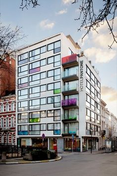 The Most Colorful Hotel In The World