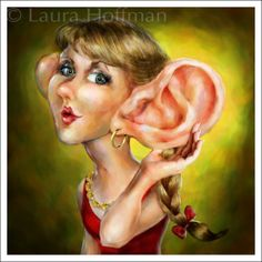 Idioms, Ears, Disney Characters, Fictional Characters, Disney Princess, Illustration, Projects, Log Projects, Blue Prints