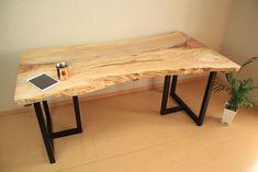 『デスク』一枚板| 無垢テーブル専門店Eurydike