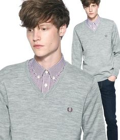 #MatthewHitt #models #Drowners #Drownersband #fashion #FashionBlog #fashionblogger #MattHitt for Fred Perry 2012<3