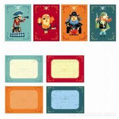 Invitaciones Piratas www.toystore.es