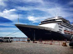 URUGUAY | Puerto de Montevideo. Copyright by JTJ