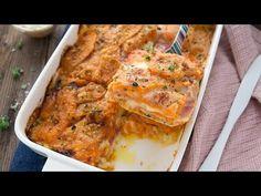 La parmigiana di zucca è una delle ricette che più amo dell'autunno, un secondo che… Sicilian Recipes, Fett, Fall Recipes, Buffet, Food And Drink, Chicken, Cooking, Usa, Oven
