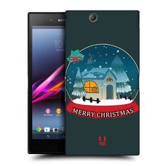 Give your phone a great treat this Holiday season by giving it a variety of Holiday getups with this Head Case Designs Mix Christmas Collection for Sony Xperia Z Ultra