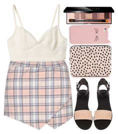 """LDTR"" by krizan ❤ liked on Polyvore featuring Boohoo, Kate Spade, Vince and Bobbi Brown Cosmetics"