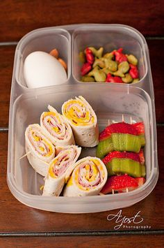 Over 100 healthy lunchbox ideas and they're not all sandwiches! Lots of gluten free options