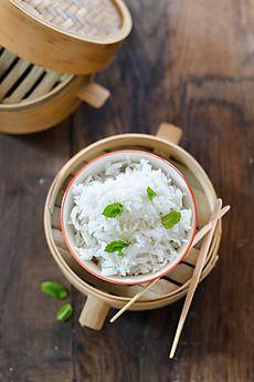basmati rice with mint by Laura Adani - Stocksy United - Royalty-Free Stock Photos (www.lauraadani.com)