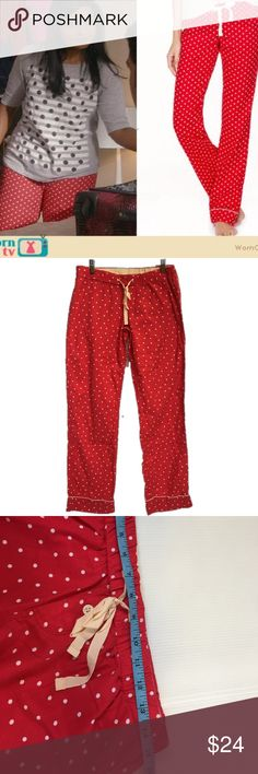 J. Crew Women's Size XS Pajama Lounge PJ Pant (A) So comfy!  Size XS Excellent condition! Smoke free home! J. Crew Intimates & Sleepwear Pajamas