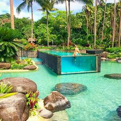 Fiji what a place and what a shot by @misscindrich in Laucala Island - Fiji.  Tag someone you'd stay here with!   #wanderlust #travel #travelgram #traveling #travelling #travelingram #traveller #traveler #travels #travelbuddy #travelgirl #travelblog #traveltheworld #travelphoto #traveltography #nature #naturelovers #naturephotography #newaccount #landscape #landscapephotography #earthpix #travelshots #followme #follow #feature #fiji #hotel #pool #