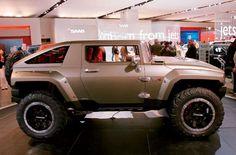 "2015 Hummer HX  [ ""TEST AD"" ]"