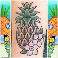curious-etchings:  Hello! I'm a tiny pineapple here to brighten...