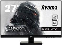 iiyama G-Master Black Hawk 27 Zoll Monitor Free-Sync Neu Usb Hub, Gaming Pcs, Black Hawk, Master, Hawkgirl, Pixel, Speakers, Technology, Ghost Pictures