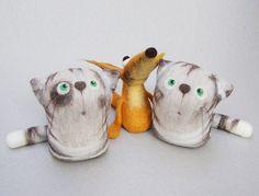 New toys :) by fingtoys, via Flickr