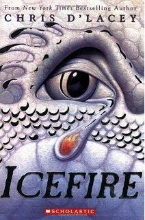 Icefire (The Last Dragon Chronicles) book 2
