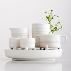 Modern Chinese Tea Set  A Chinese tea set inspired by the Southern Sung Dynasty and includes a full set of tea utensils.  $173.99 6 oz http://websites-buy.com/starbucks-coffee-store