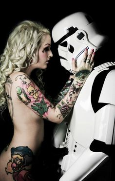#Stormtrooper Sexy