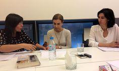 Carmen Posadas inaugurará en 2015 los Clubes de lectura en la nube