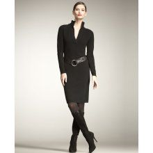 split-front sweater dress... am i the only one ready for fall to arrive already?