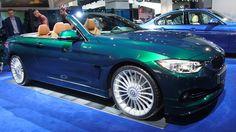 BMW Alpina D4 BiTurbo Cabrio Switch-tronic 257 kW  -  Exterior Walkaround