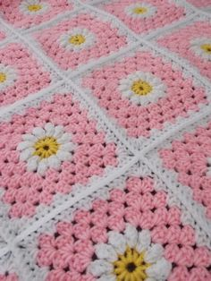 Babydeken (met link naar gratis patroon) / babyblanket (with link to free pattern)