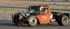 Vegas Rat Rods' Twin Turbo Truck