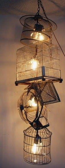 LIA Leuk Interieur Advies/Lovely Interior Advice: Birdcages