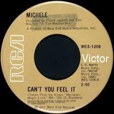 Funk-Disco-Soul-Groove-Rap: Michele-Can_t_You_Feel_It.