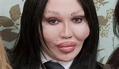 Pete Burns is a bigger fuck up than Michael Jackson (visually)