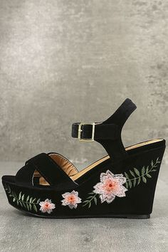Wedges Shoes | Cute Wedge Booties, Wedge Heels & Sandals