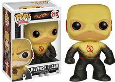 POP TV: The Flash - Reverse Flash