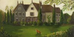 Black Walnut Manor- Limited Edition Print