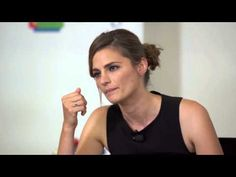 "Stana Katic: ""ATP: Where do you want to go today?"" Interview 