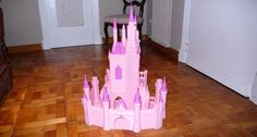 Engineer 3D Prints Elsa's Ice Castle From the Movie 'Frozen' in 44 Different Pieces http://3dprint.com/51330/3d-printed-elsa-castle-frozen/
