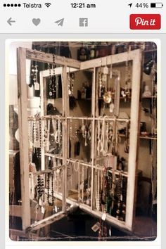 Jewellery display