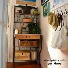 DesignDreams by Anne: Farmhouse Style Mudroom