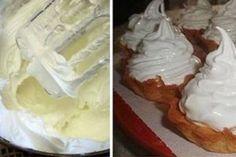 """Cremă de lapte """"Gata în 5 minute"""" - un deliciu excepțional, din cele mai simple ingrediente! - Bucatarul Frosting, Icing, Russian Recipes, Food To Make, Cake Decorating, Food And Drink, Sweet, Desserts, Highlight"""