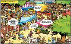 Asterix ja rahapata. #egmont #sarjakuvat #sarjis