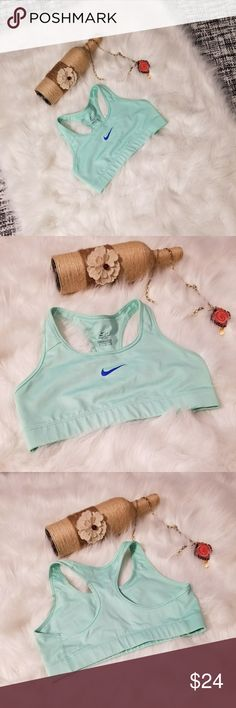 🌻🌺🌻NIKE DRI-FIT SPORTS BRA-NWOT!! NIKE DRI-FIT SPORTS BRA-NWOT!! Size medium. No flaws, streaks are from the light...NWOT. first picture depicts the color the best. Posh Ambassador, buy with confidence! Check out my other items to bundle and save on shipping! Reasonable offers welcome. I ship same/next day! Nike Intimates & Sleepwear Bras