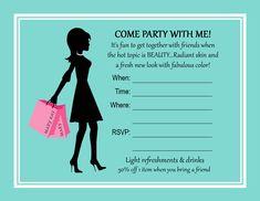 Printable Mary Kay Party Invitations. Mary Kay Party Invitations www.facebook.com/aliciabyers.marykay 616-328-2102
