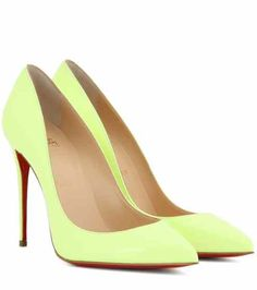 Pigalle Follies 100 patent leather pumps | Christian Louboutin