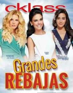 Catalogo de Rebajas Cklass Otoño Invierno 2014 / Mexico USA