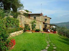 Schau Dir dieses großartige Inserat bei Airbnb an: Delicious country-house in Chianti - Apartments zur Miete in San Casciano in Val di Pesa
