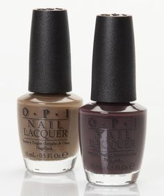 I Brake For Manicures & A-Taupe the Space Needle Nail Polish Set by OPI on #zulily