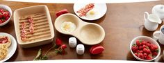 These are the perfect combination for a quick and easy breakfast! Want this set at 60% off? Ask me how!! :)